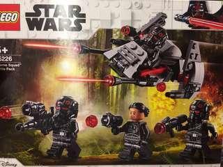 Lego Star Wars Battlefront 2 Inferno Squad Special Forces Trooper Battlepack