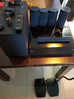 Sony BluRay Home Theater BDV-E380