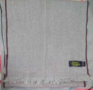 vivienne wsetwood 羊毛圍巾