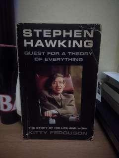Stephen Hawking: Quest For a Theory of Everything (Kitty Ferguson)