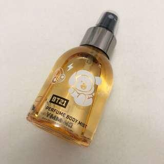 Olive Young x BT21 Perfume Body Mist - Chimmy