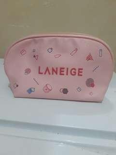 Laneige pouch pink