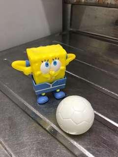 海棉寶寶 玩具