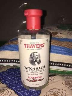 Thayers Witch Hazel Rose Petal