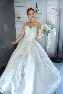 Wedding debut gown for rent