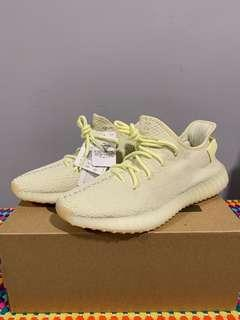💯 Auth Yeezy 350 yellow / butter