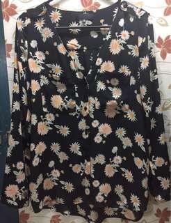 Cotton On Floral Blouse