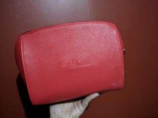 Olay Red Big Pouch
