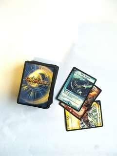 50 Duel Masters Cards