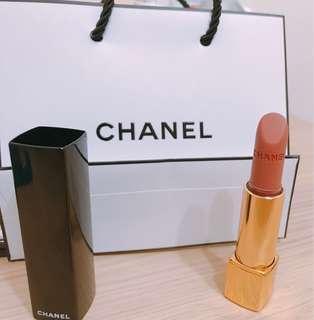 🚚 用過兩次 Chanel 超炫耀的絲絨唇膏 71 烏干紗 限量 交換 73 皇室