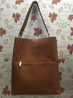 Authentic Charles and Keith Bucket Bag