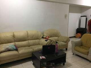 Sofa 3s + 1s + 1s