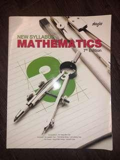 Secondary 3 Textbook and Workbook