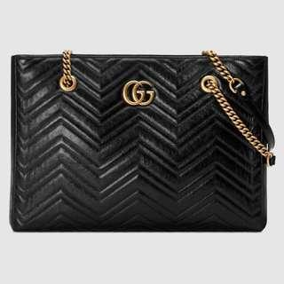 10eacb653719 gucci tote bag black | Bags & Wallets | Carousell Singapore