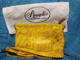 Tas kulit asli by Anantio