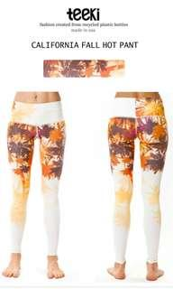Teeki California fall leggings