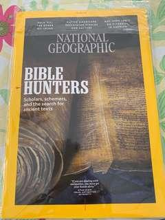 BN National Geographic Jan/Dec issue
