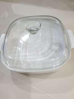 Corning ware microwave grill