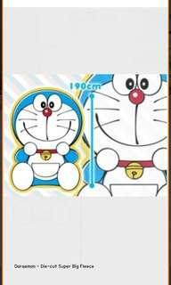 Doraemon super big fleece Toreba