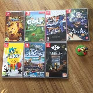 Nintendo Switch Used Game