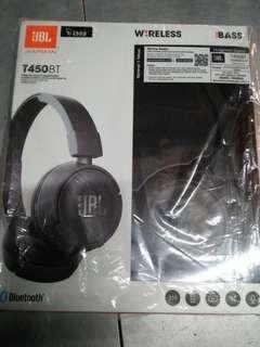 JBL Headphone T450BT ORIGINAL