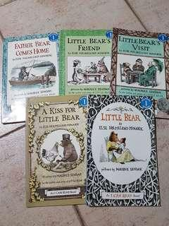 🚚 Little Bears I Can Read readers Level 1