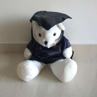 🎓 NUS Graduation bear 🎈
