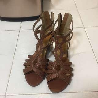 購自日本 有踭涼鞋