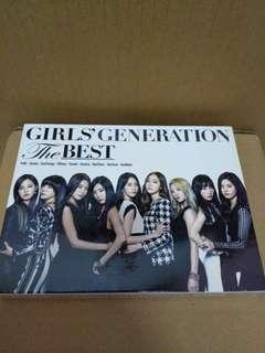 SNSD JAPANESE ALBUM
