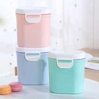 Baby Milk Powder Airtight Storage Portable Container 400g