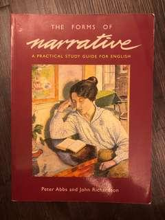 The Forms Of Narrative - A Practical Study Guide For English