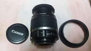Canon EFS 18-55mm IS AF 鏡頭
