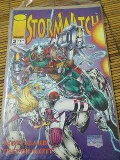 Stormwatch issue #3..rare item