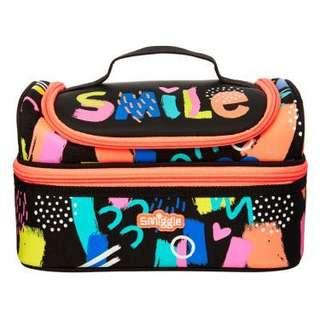 Smiggle Lunchbox Double Deck