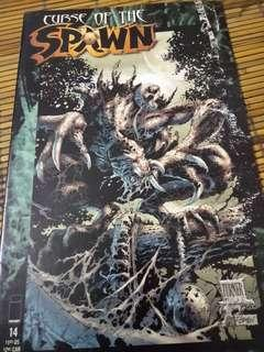 Curse of spawn issue #14