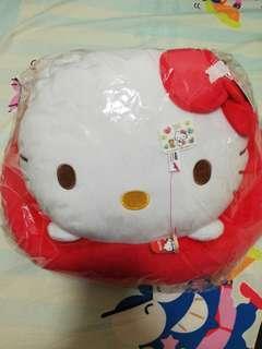 Hello Kitty 靠背,頸枕及扒枕