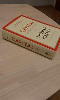 🚚 Capital in the twenty first century