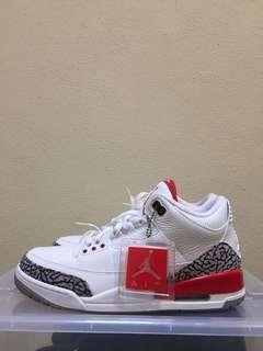 NIKE Jordan 3 Katrina