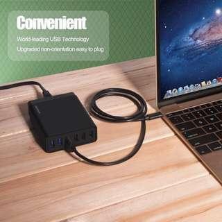 Choetech 6-Slot USB Charger 六插充電座