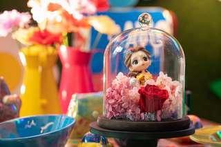 🌹迪士尼公主玻璃罩🌹