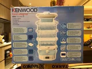 ***Kenwood 電子蒸爐 Food Steamer