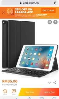 Smart Keyboard Case for iPad