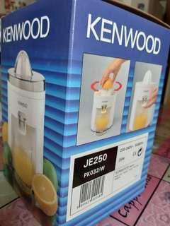 Kenwood juice blender