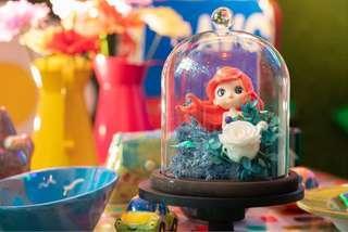 🌹迪士尼公主🌹永生花玻璃罩