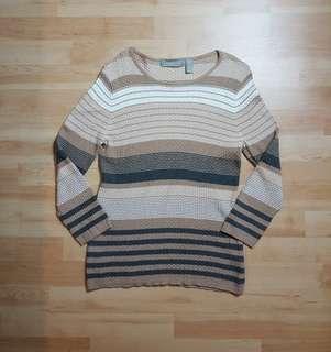 LIZ CLAIBORNE knitted top