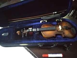 Synwin Violin for young child 1/10 size