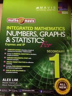 Sec 1 integrate mathematics - numbers , graphs & statistics | Sec 1 | IP | mavis