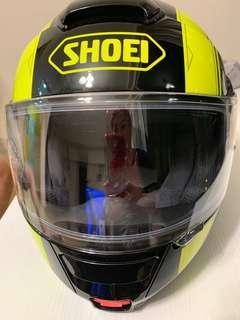 Shoei 揭面頭盔