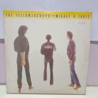 The Yellow Jackets - Mirage A Trois Vinyl Record