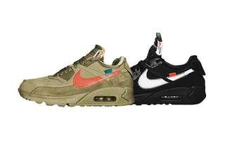 🚚 want to BUY!air max 90 off white!